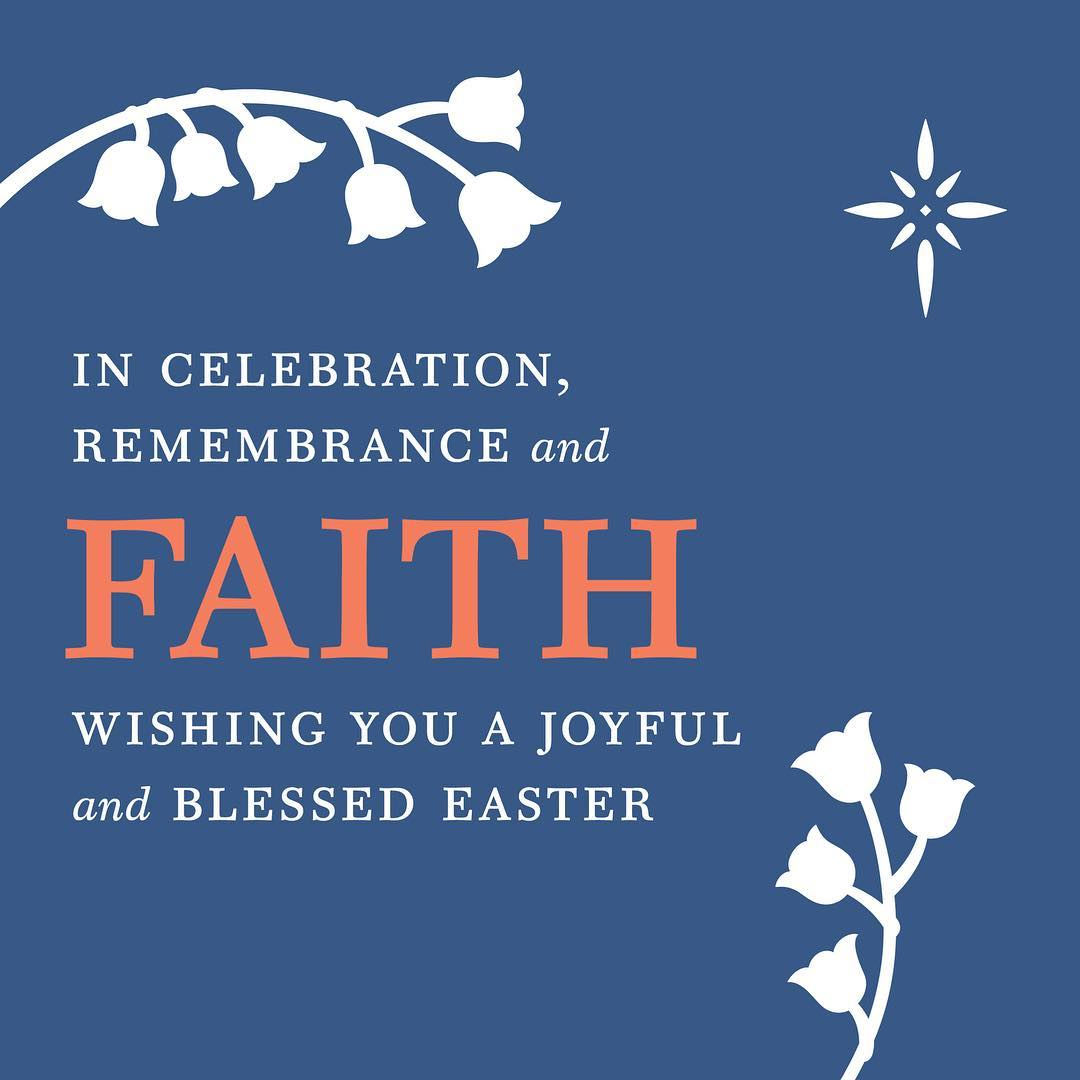 We extend peace and hope to all at #Easter.