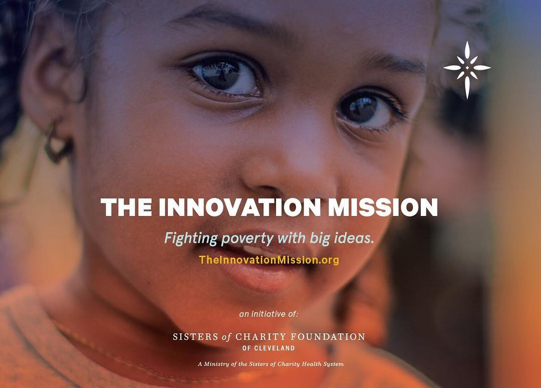 One big idea could change everything. Will it be yours? TheInnovationMission.org is your chance to make a big impact on poverty #InTheCLE.
