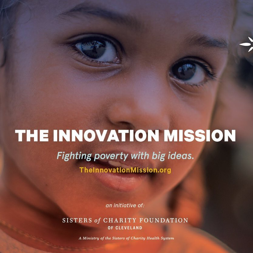 Just announced! We've selected 5 fellows for #TheInnovationMission to disrupt the cycle of #poverty in #Cleveland.