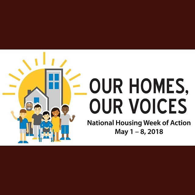 We are one of 252 organizations to call on Ohio's Congressional members to boost funding for homelessness and affordable housing services in the next federal budget. Send your own letter by visiting cqrengage.com/naeh  #nhwa #ourhomesourvoices