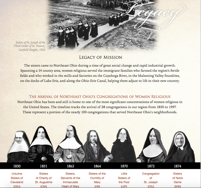 Progress & Promise companion book — Sisters of Charity