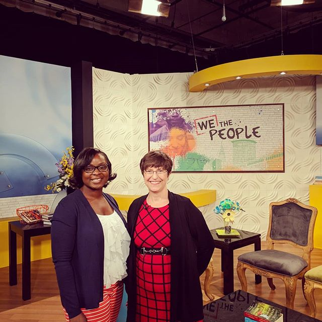 We kick off Cleveland Central Promise Neighborhood's #PromiseReads program on Monday at Central's Back to School Rally! Today at 11, Tatiana Wells of Promise and Joan Spoerl of the Literacy Cooperative talk about the importance of reading for early learners. Tune in to @wethepeoplewkyc to learn more!